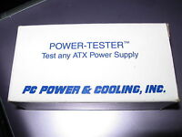 Desk-Top Power Supply Tester 20 Pin. ATX Only..