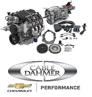 GM Performance LS3 480 HP T56 Manual Connect & Cruise Package Engine 19370411