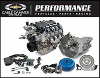 CHEVROLET OEM GM Performance LS3 430 HP Connect & Cruise Package Engine 19370416