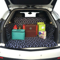 Car Trunk Mat For Pet Organizers Cover Suv Cargo Liner Protector Pad Waterproof