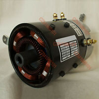 DC SepEx Motor 48V 3.7KW Replace Club Car 102775101 for Electric Vehicle