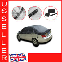 M Size Half Waterproof Car Cover Top Anti Snow & droppings Protection Outdoor