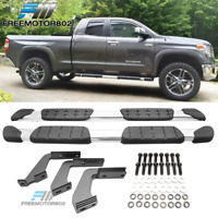 Fit 07-19 Toyota Tundra Double Cab OE Factory Side Step Nerf Bar Running Board