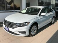 Jetta 1.4T S AUTO 2019 Volkswagen Jetta, White Silver Metallic with 8 Miles available now!