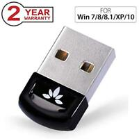 DG40S USB Bluetooth 4.0 Adapter Dongle For PC Laptop Computer Desktop Stereo All