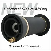 NEW (2)Tappered Universal Sleeve Air Bag for Air Suspension Air Strut BEST PRICE