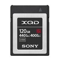 Sony G Series 120GB XQD Memory Card
