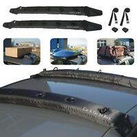 Auto Air Inflatable Roof Rack Cargo Carrier Top Roof Rack Pads for Kayak Luggage