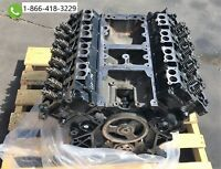 6.4L Ford Powerstroke Remanufactured engine 2008-2010 rebuilt engine w NEW HEADS