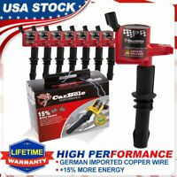 DG511 Ignition Coil 8 Pack For Ford F150 Expedition 4.6/5.4L 2004 2005 2006-2008