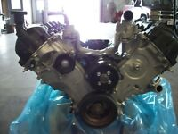 FORD V-10 GAS ENGINE.  NEW IN CRATE.