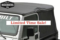 @@ 97-06 Jeep Wrangler Soft Top with Rear Tinted Windows  3 Year Warranty! @@