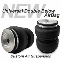 NEW (2) Tappered Universal Below Air Bag for Air Suspension Air Strut BEST PRICE