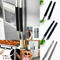 Refrigerator Door Handle Covers Keep Kitchen Appliance Protective Clean PVC