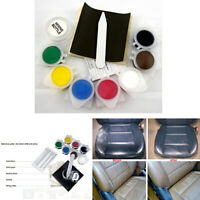 Car Seat Automotive Care Sofa Holes Repairing Liquid Leather Vinyl Repair Kit