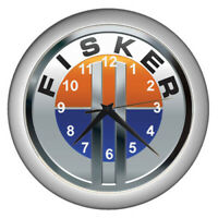 Hot 2012 Fisker Karma Wall Clock