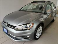 2019 Volkswagen Golf 1.4T SE AUTO 2019 Volkswagen Golf SportWagen, Platinum Gray Metallic with 8 Miles available n