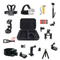 16 in 1 Action Camera Accessory Kit for GoPro DJI OSMO Action Yi AKASO Rollei