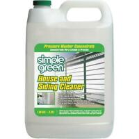 Simple Green House & Siding Pressure Washer Concentrate Cleaner 2310000418201  -