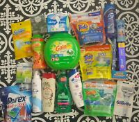 Household cleaning supplies/ personal care bundle 15 piece lot
