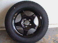 MERCEDES BENZ SPARE WHEEL & TIRE S CLASS W220 SPARE