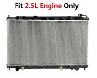 RADIATOR 2414 Fit 2002-2006 NISSAN ALTIMA 2.5 L4 ONLY