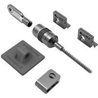 Kensington Desktop/Peripherals Locking Kit