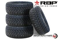 4 X New RBP Repulsor M/T 275/65R18LT 10P 123/120Q All Terrain Mud Tires MT