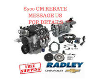GM Performance LS3 430 HP T56 Manual Connect & Cruise Package Engine 19301326