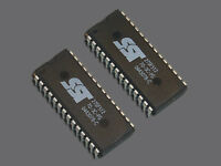 (10) REAL SST 27sf512 Reburnable Chips Xenocron