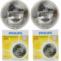 Philips High Low Beam Headlight Light Bulb - 1963-1964 Studebaker Avanti - gv