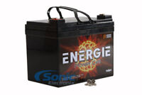 Energie ER1600 by Reikken 12-Volt Deep Cycle AGM Car Audio Battery Power Cell