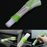 Car Air-condition Cleaning Brush Ventilation Blinds Cleaner Tool Keyboard Duster