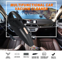 Car Vacuum Cleaner Handheld Duster Vac Dry Wet Suction Hand Portable Portable