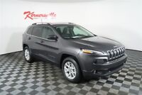 Jeep Cherokee Latitude Plus 4WD V6 SUV Panoramic Sunroof Backup Camera 2018 Jeep Cherokee Latitude Plus 4WD V6 SUV Panoramic Sunroof Backup Camera