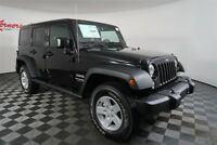 Jeep Wrangler Unlimited Sport 4WD V6 SUV Hard Top 17
