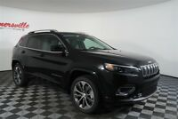 Jeep Cherokee Overland 4WD V6 SUV Sunroof Backup Camera Navigation Leather New 2019 Jeep Cherokee Overland 4WD V6 SUV Sunroof Backup Camera Navigation
