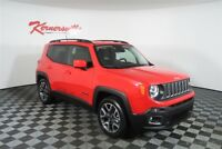 Jeep Renegade Latitude FWD I4 SUV Navigation Backup Camera Remote Start AUX 2017 Jeep Renegade Latitude FWD I4 SUV Navigation Backup Camera Remote Start AUX