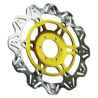 EBC Front Driver Side Vee-Series Sport Bike Brake Rotor