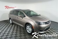 Chrysler Pacifica Touring L FWD V6 Van DVD Player Backup Camera Heated Leather 2018 Chrysler Pacifica Touring L FWD V6 Van DVD Player Backup Camera Leather
