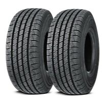 2 New Lionhart Lionclaw HT P265/70R16 111T All Season Performance Tires