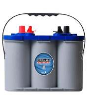 OPTIMA OPT8006-006 Group 34M BlueTop Marine Battery, 800 CCA, Top Post, Blue Top