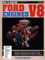 How to Rebuild Ford V8 Engine Manual Book 351C 351M 400 429 460 351 Block NEW NR