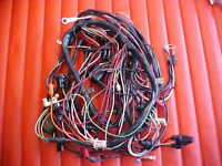 1960 Studebaker Lark front chassis wire harness