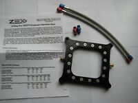 NEW NOS/NITROUS/NX/ ZEX HOLLEY 4150 PRO COMPETITION PERIMETER PLATE KIT 50-375HP