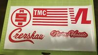 Nipsey Hussle  VICTORY LAP The Marathon Clothing Decal sticker GET ALL 5!!!!