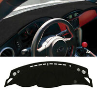 For 13-16 Toyota 86 Scion FRS DashMat Dash Cover Dashboard Mat Car Interior Pad
