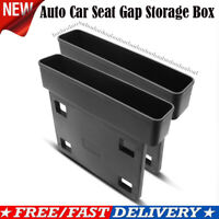 Auto Car Seat Gap Storage Box Organizer Cup Drink Crevice Pocket Stowing Holder