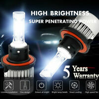H13 LED Headlight Bulbs 6000K For Ford F150 2004-2012 F-350 Super Duty 2005-2017