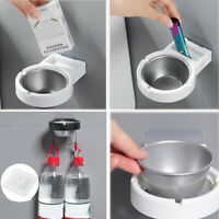 Non-Trace Stainless Steel Bathroom Supplies Storage Rack Ashtray Smoke Holder
